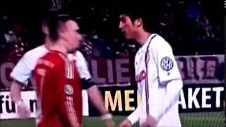 【サッカー】リベリVSク・ジャチョル