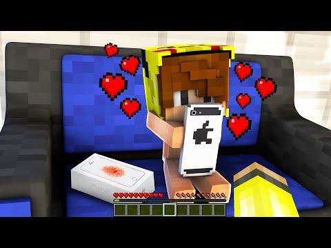 ISMETRG BEBEĞİNE TELEFON ALDI! 😱 - Minecraft thumbnail