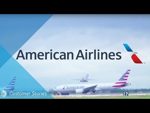 American Airlines Innovate Travel Procedures For Pilots- AT&T Customer Stories