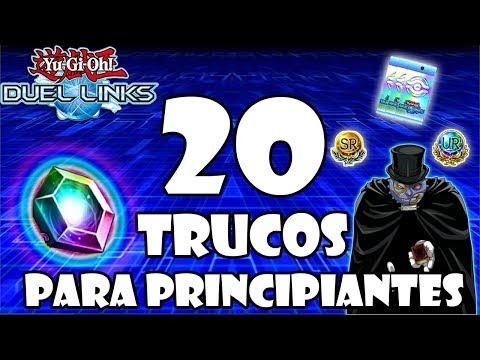 20 TRUCOS/CONSEJOS PARA PRINCIPIANTES (GEMAS, FARM, CAMBIACARTAS, EXP) - DUEL LINKS