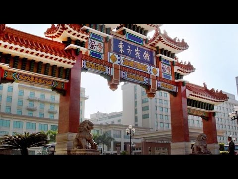 Top10 Recommended Hotels in Guangzhou, China