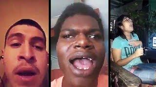 Cuando cantar no es lo tuyo (Los peores cantantes de Youtube) l Tops Al Chile!