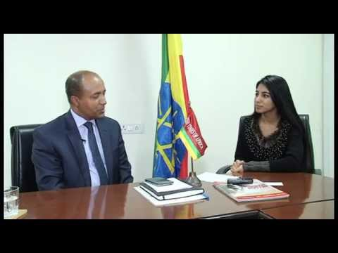 An interview with Dr  Getachew Betru, CEO, The Ethiopian Railways  Corporation