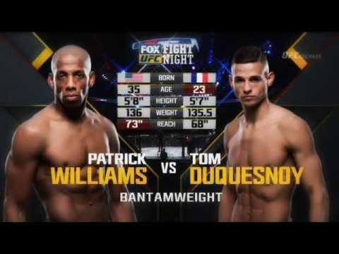 UFC 213  (7.14.2017)  //  France vs USA ● Fight Highlights