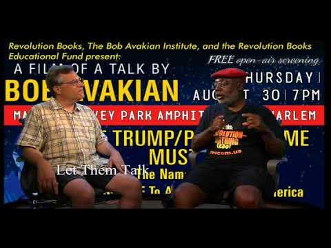 Revolutionary Carl Dix on Bob Avakian Film in Harlem