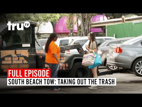 South Beach Tow | Season 2: Taking Out the Trash | truTV