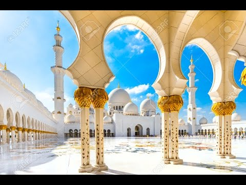 Grand Mosque Sheikh Zayed Abu Dhabi