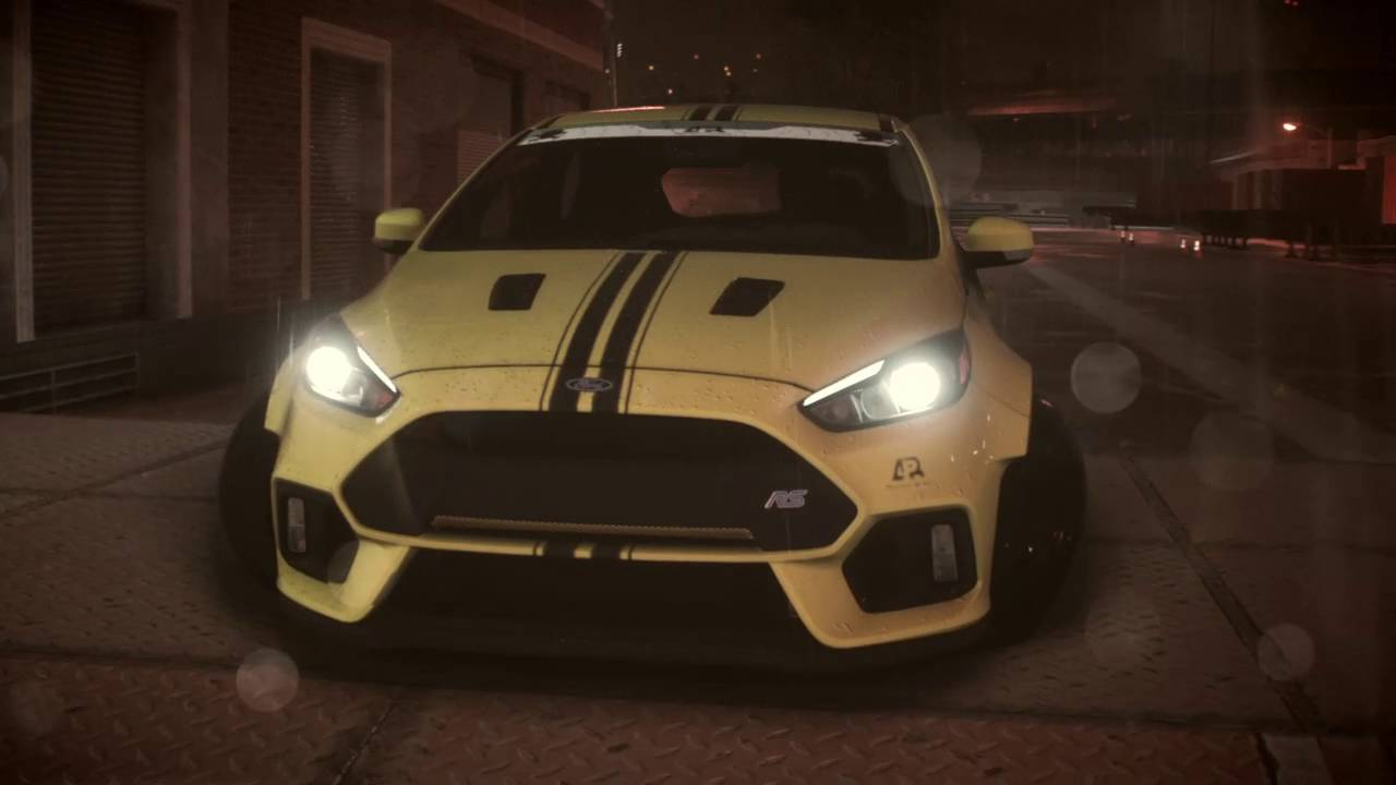 ford focus rs bodykit need for speed youtube. Black Bedroom Furniture Sets. Home Design Ideas