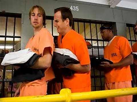 Plakat Spotkajmy się w więzieniu