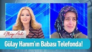 Gülay Hanım'ın babası telefonla bağlandı! - Müge Anlı ile Tatlı Sert 4 Mart 2019