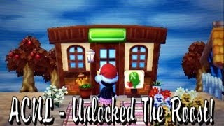 Animal Crossing New Leaf #6 - Unlocked The Roost!