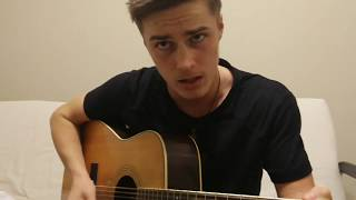 Thinking Out Loud (Guitar Cover) - Kylar Spriggs