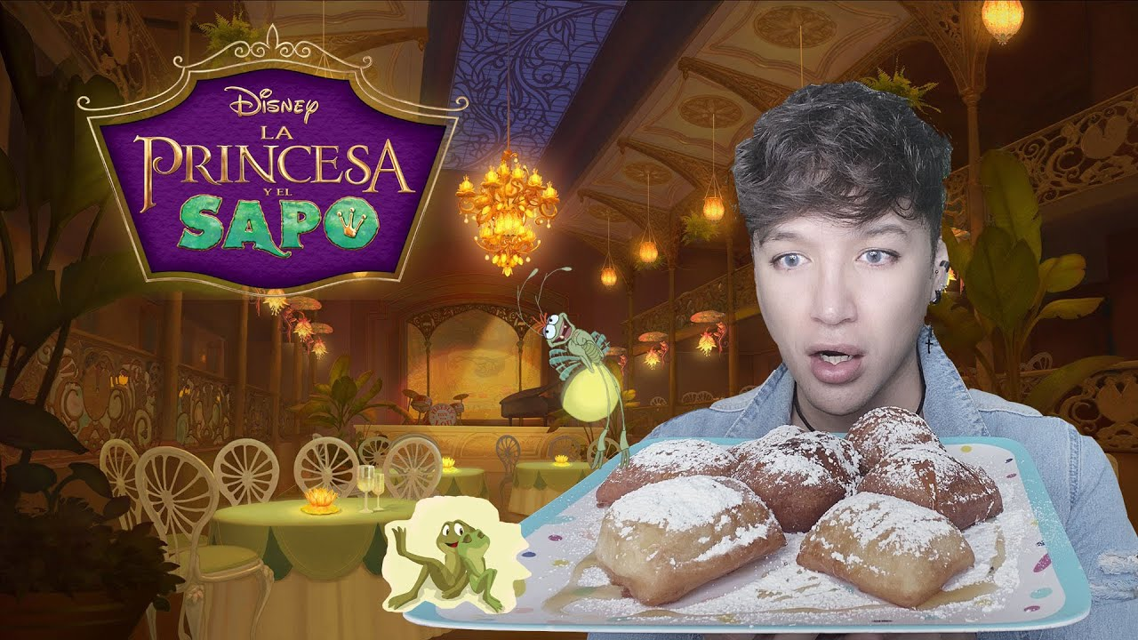 Beignets - La Princesa y El Sapo // Recreando comida de Películas // TomLevratti