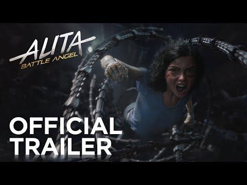 Alita: Battle Angel   Official Trailer [HD]   20th Century FOX