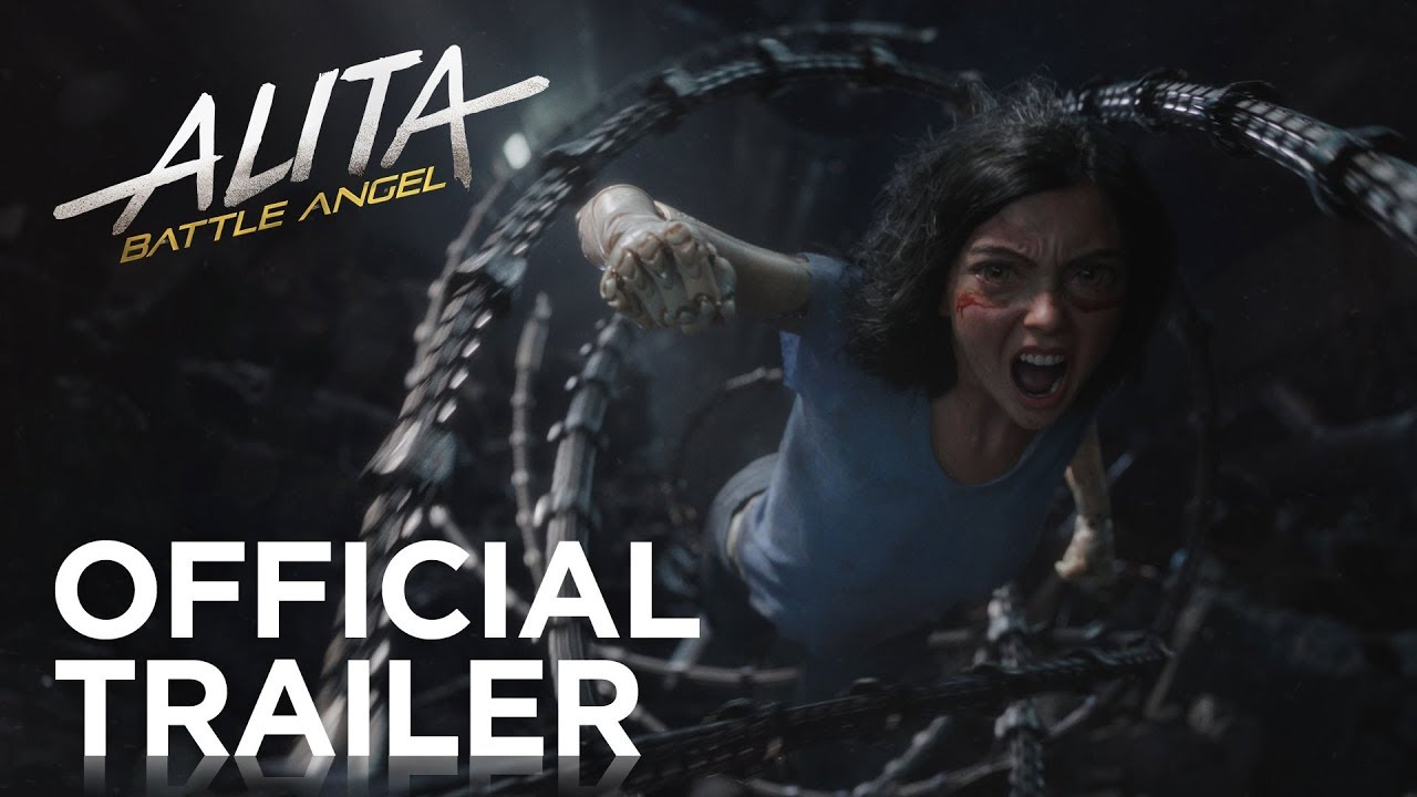 Alita: Battle Angel Online Movie Trailer