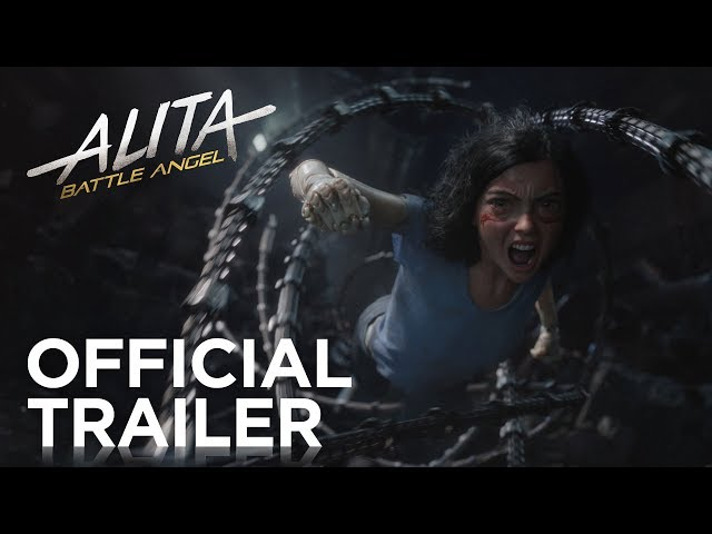 Alita: Battle Angel | Official Trailer | 20th Century FOX