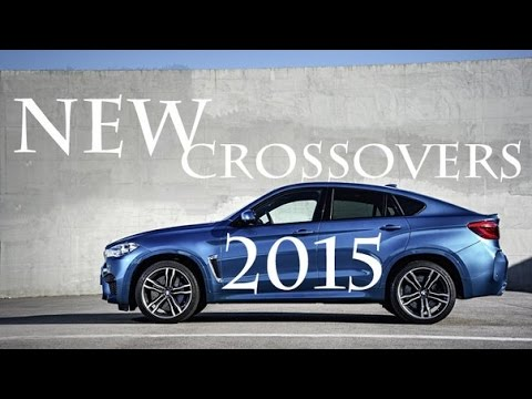 The best crossovers Crossover Vehicles Cars 2015  YouTube