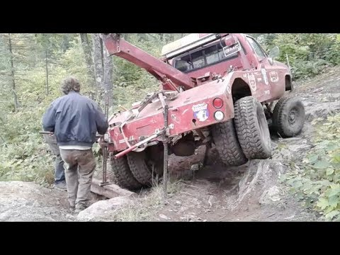 EPIC MESABI MOUNTAIN TRAIL ADVENTURE FAIL PART 4 by BSF Recovery Team
