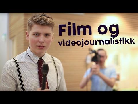 Nyhetsreportasjer og film på MK - Kopervik vgs