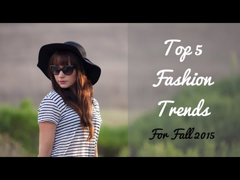 Fall Fashion Trends for 2015: Army Jackets, Fringe and Flared Jeans