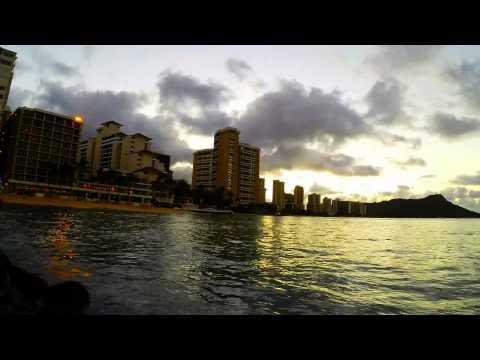 Hawaii Time Lapse