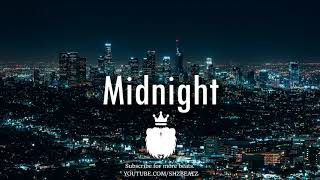 BASE DE RAP/R&B EMOCIONAL - MIDNIGHT - SAD PIANO - HIP HOP INSTRUMENTAL