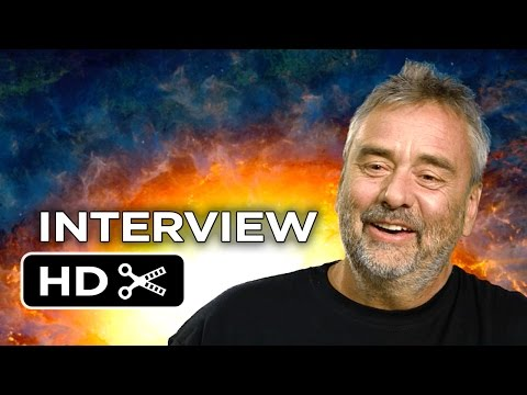 Lucy Interview - Luc Besson (2014) - Sci-Fi Action Thriller HD