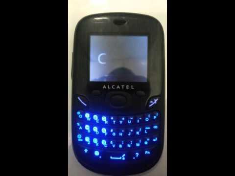 Resetear Alcatel OT-355 (Carbon)