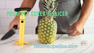 Pineapple Corer - An Awesome Cool Kitchen Tool!
