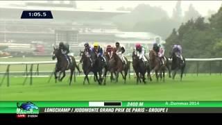 Juddmonte Grand Prix de Paris 2014 G1 - Gallante