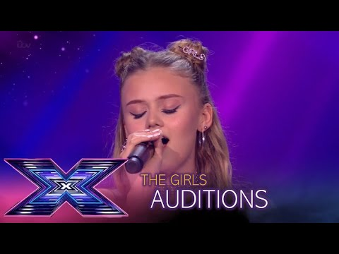 Jess Folley: This Girl Has NATURAL Talent! Simon Speechless!| The X Factor 2019: The Band
