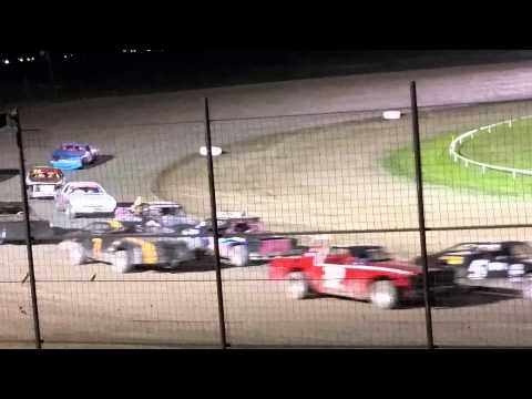 Amarillo route 66 motor speedway cyclone #7 6-6-15