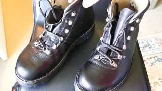 Limmer Custom Boots Cleaned Up in 4k