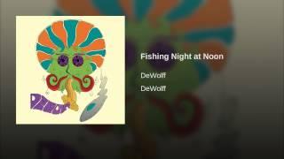 Fishing Night at Noon