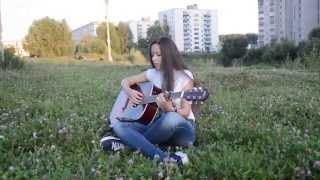 The Retuses (cover by Karina) - Заметался пожар голубой