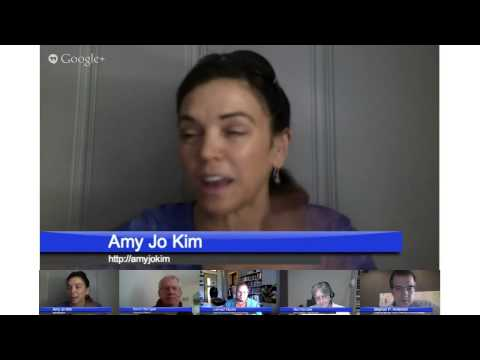Gamification 2013: Experience Design and Gamification with Amy Jo Kim and Stephen Anderson
