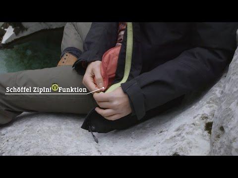 Jacke ZipinAllwetter Schöffel Agnes Schöffel ZipinAllwetter Jacke Youtube I7mbgvfY6y