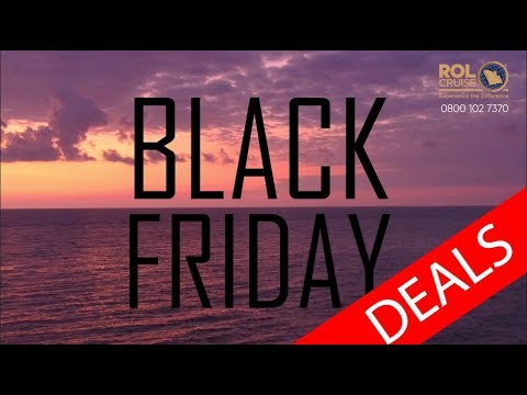ROL Cruise Black Friday Deals