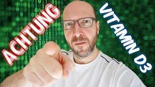 Vitamin D3 - Wie Ärzte hinters Licht geführt werden!