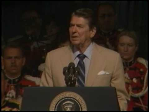 President Reagan's Remarks to the American Bar Association at Constitution Hall, July 8, 1985