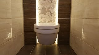 видео Дизайн ванной комнаты в хрущевке. Дизайн маленькой ванной комнаты с душевой кабиной в хрущевке. Фото дизайна плитки в ванной комнате в хрущевке.