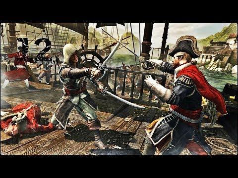 Прохождение Assassin's Creed 4: Black Flag (XBOX360) — Смерть на борту #12