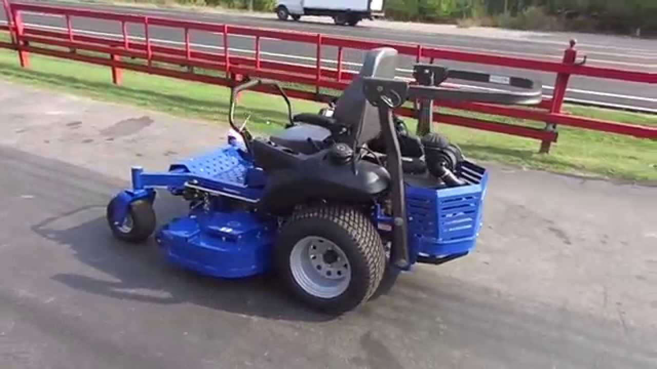 54 Dixon Speedztr54 Zero Turn Lawn Mower With 24 Hp Kawasaki Engine Diagram
