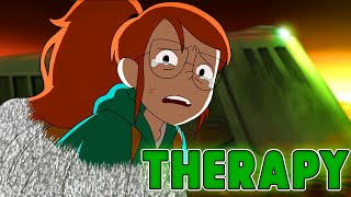 Infinity Train: A Cartoon Therapy Session