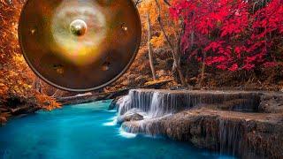 Relaxing Hang Drum  Music | 432 Hz | ♬140 new version