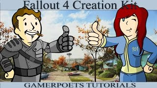 [Archived] : Fallout 4 Creation Kit : Installation & Setup