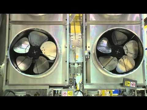 ABB's transformer factory in Chongqing