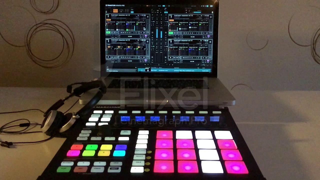 maschine ultimate pro mapping for traktor pro 2 11 sequencer teaser