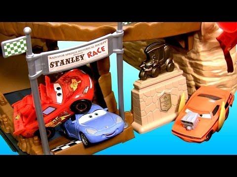 Time Travel Mater Radiator Springs Beginnings Cars Toon