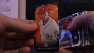 2015 Bowman Chrome Baseball 1 Box 'Serial #s' GB